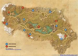 The Rift Skyshards Map Elder Scrolls Online Guides