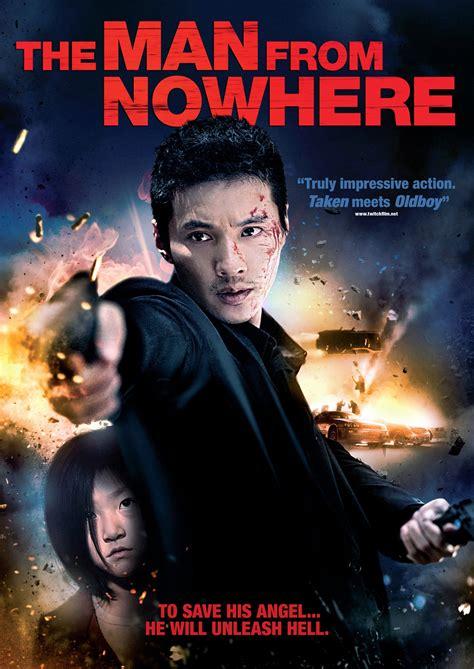 The Man From Nowhere DVD Review - HeyUGuys