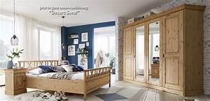 Betten Landhausstil Outlet : landhausstil schlafzimmer nordic dreams massivholzm bel von gomab ~ Indierocktalk.com Haus und Dekorationen