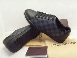 Sneakers Louis Vuitton Homme : site louis vuitton chaussures homme ~ Nature-et-papiers.com Idées de Décoration