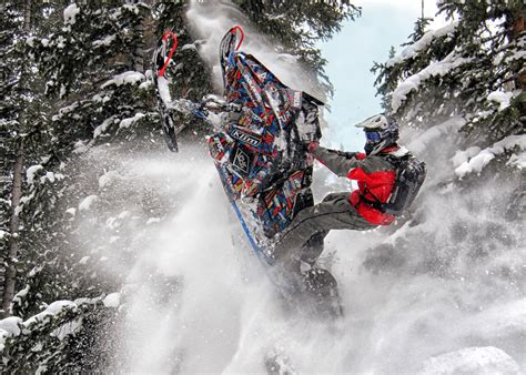 travel riding  chris burandt american snowmobiler