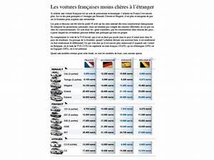 Piece Auto Pas Cher En Allemagne : ces voitures qui valent bien moins cher de l 39 autre c t de la fronti re challenges ~ Medecine-chirurgie-esthetiques.com Avis de Voitures