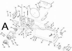 Ridgid Ts24000 Parts List And Diagram   Ereplacementparts Com