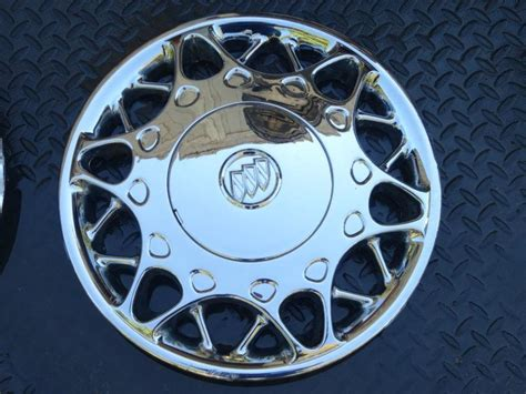 Buick Century Hubcaps by Sell 2004 2005 Buick Century 24 15 Quot All Chrome Hub