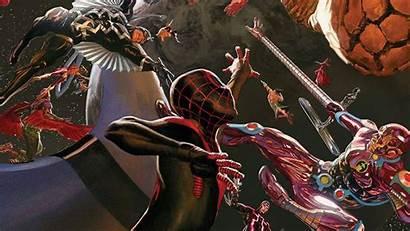 Secret Wars Marvel Battleworld Avengers Hero Heroes