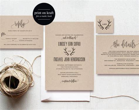 editable wedding invitation templates free download