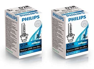 daylights oesterreich philips dr xenon bluevision ultra