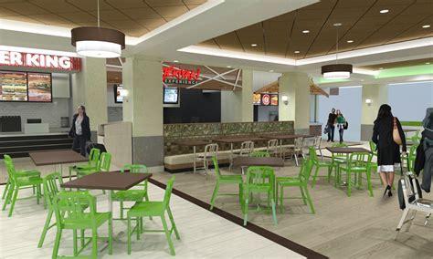 Atlanta Airport - Food Court   Mosaic Design Studio