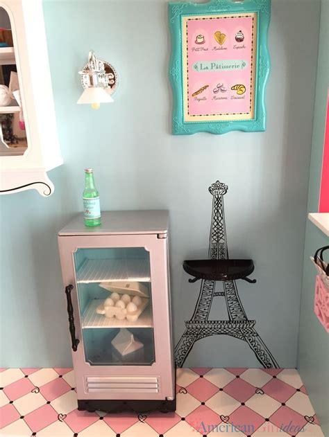 graces bakery printables american girl furniture