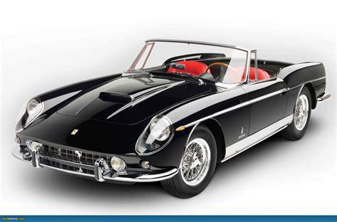An edition of 7 cars designed and built by pininfarina. AUSmotive.com » Ferrari Superamerica sold to the highest bidder