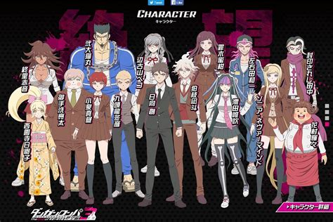 xem anime danganronpa danganronpa 3 the end of kibougamine gakuen zetsubou