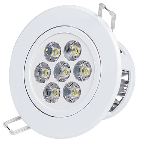 led recessed light fixture aimable 50 watt equivalent