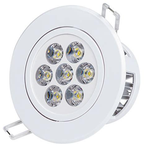 led recessed light fixture aimable 50 watt equivalent