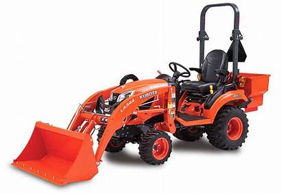 Tractors Compact Sub Loader Bx2680 Shown Bx80