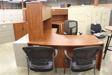 l shaped executive desk with hutch autumn maple bow front l shape executive desk with hutch