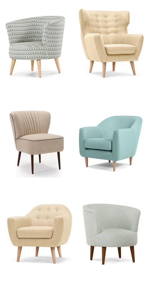 fauteuil scandinave vintage pas cher