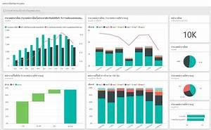 ตัวอย่างทรัพยากรบุคคล: ชมการแนะนำ - Power BI | Microsoft Docs