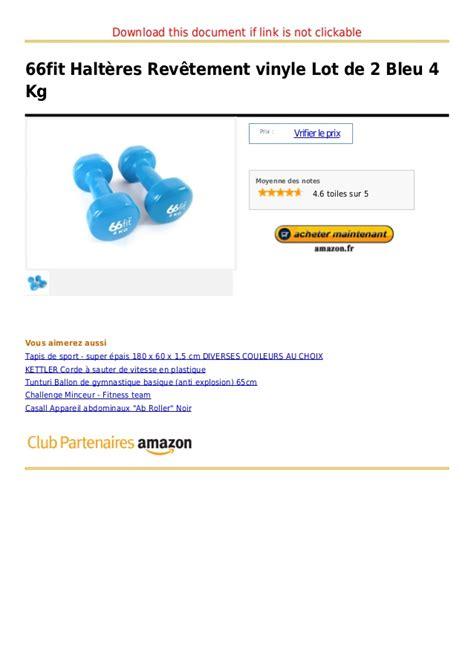 Banc Incliné Musculation by 66fit Halt 227 168 Res Rev 227 170 Tement Vinyle Lot De 2 Bleu 4 Kg