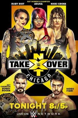 nxt takeover chicago wikipedia