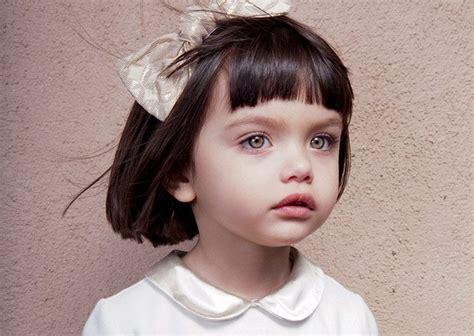 17+ Best Ideas About Little Girl Bangs On Pinterest