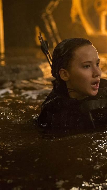Hunger Games Lawrence Jennifer Katniss Mockingjay Movies