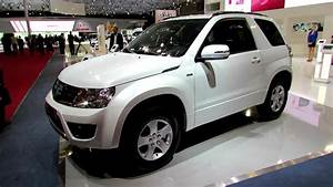2013 Suzuki Grand Vitara Diesel 3-doors