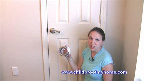 childproofing  home door safety lever handle lock