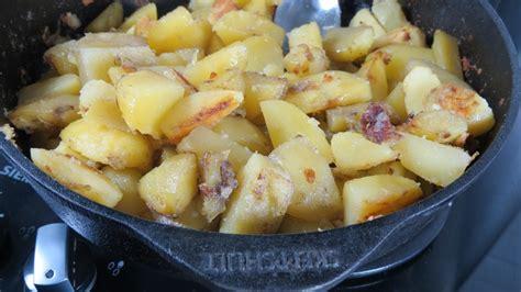 patates saut 233 es 224 la po 234 le en fonte skeppshult