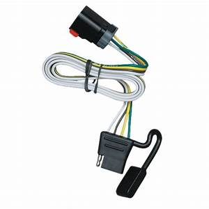 Trailer Wiring Harness Kit For 99