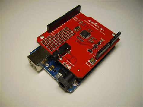 musical instrument shield quickstart guide sparkfun electronics