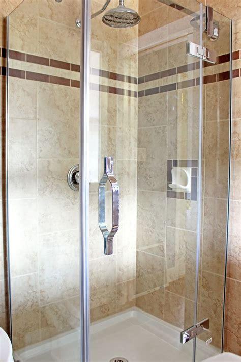 shower stall tiled floor  ceiling bathroom ideas pinterest home renovation showers