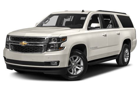 2017 Chevrolet Suburban  Price, Photos, Reviews & Features