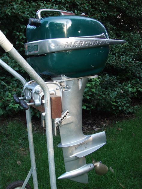Yamaha Outboard Motors Wiki by File 1951 Mercury 10 Hurricane Outboard Motor Jpg