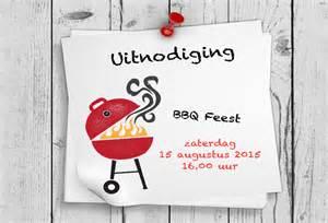 free save the date cards uitnodigingskaarten voor jouw barbecuefeest