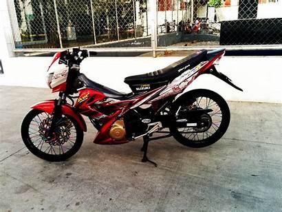 Raider 150 Suzuki Underbone Bikes Bike Motorcycles