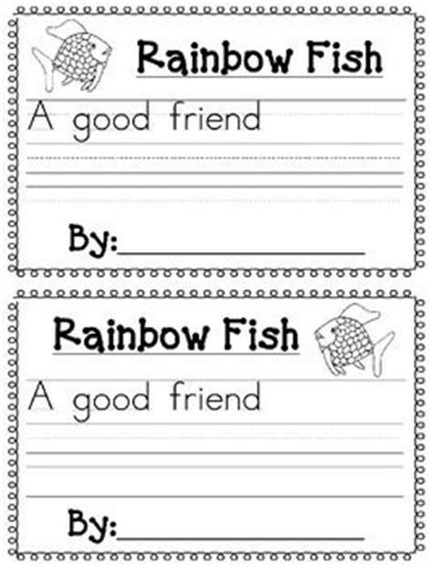 best 25 rainbow fish story ideas on rainbow