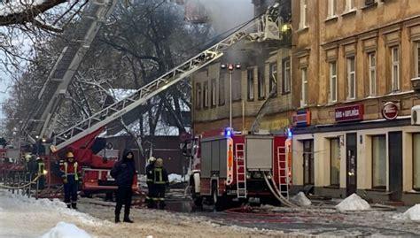 Ugunsgrēks Pētersalas ielā: Rīgas pašvaldība iedzīvotājiem ...