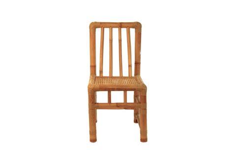 chaise bambou chaise exotique en bambou pour le séjour bali koh deco