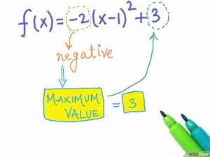 Prozentuale Veränderung Berechnen : das minimum oder maximum einer quadratischen funktion bestimmen wikihow ~ Themetempest.com Abrechnung