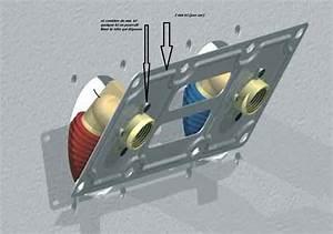Kit Fixation Robinetterie Murale : faience sur kit de fixation per probleme ~ Dailycaller-alerts.com Idées de Décoration