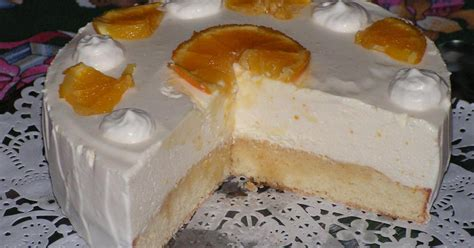 recette biscuit mousse  lorange