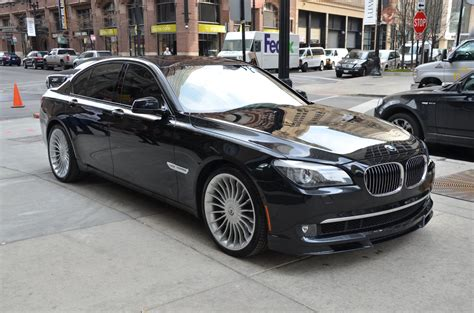 2012 Bmw 7 Series Alpina B7 Swb Xdrive Stock # L258aa For