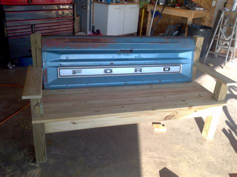 truck tailgate bench ford tailgate benches ford f150 forum community of