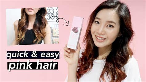missha sle how to get temporary hair dye your best hair