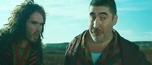 HD Picture- Russell Brand (Trinculo) and Alfred Molina...