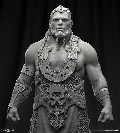 Magni God War Arda Character Koyuncu Concept