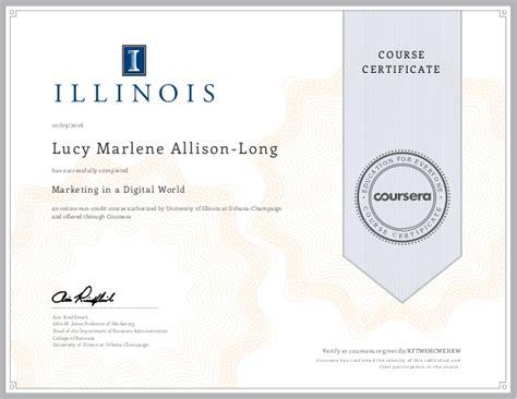 coursera digital marketing course coursera digital marketing certificate