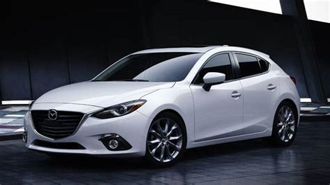 Allnew 2014 Mazda3 Is Compact In Size But Big On