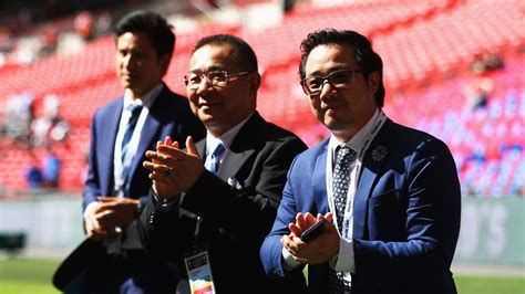 Leicester City owners King Power Group buy Belgian club ...