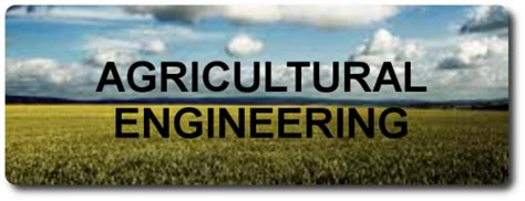 ag agricultural engineering gate exam syllabus